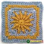 Sunshine Square ~ Stitches 'N' Scraps