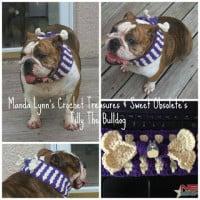 Tilly's BoneBow ~ Manda Proell – MandaLynn's Crochet Treasures