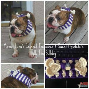 Tilly's BoneBow ~ Manda Proell - MandaLynn's Crochet Treasures