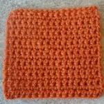 Basic Afghan Square ~ Inner Child Crochet