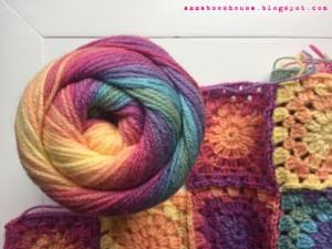 The Very Lazy Blanket ~ Annaboo's House