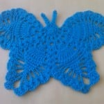 Crochet Butterfly ~ aamragul - Crochet/Crosia Home