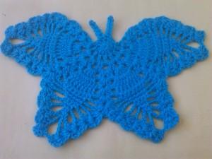 Crochet Butterfly ~ aamragul - Crochet/Crosia Home