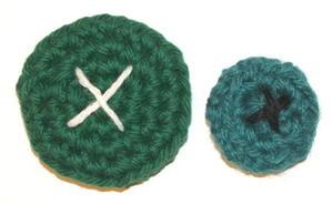 Buttons for Embellishing ~ Corinne Munger - Crochet Spot
