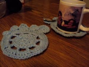 Toe Coasters ~ iYarny