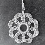 Curtain Pull #800 ~ Free Vintage Crochet
