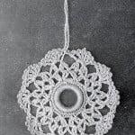 Curtain Pull #801 ~ Free Vintage Crochet