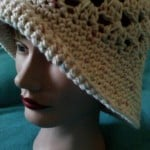 Granny Summer Cloche Hat ~ Dee Ann H - Joyful In Tribulation