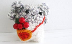 Hamster Amigurumi ~ The Sun and the Turtle