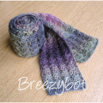 Lacy Shell Scarf ~ Breezybot