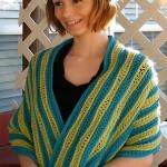 Keiko Wrap ~ Kim Guzman – CrochetKim