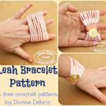 Leah Bracelet ~ Divine Debris