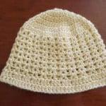 X-Stitch Hat ~ Barb's Crochet