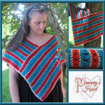 The Perfectly Seasoned Poncho ~ Designs from Grammy's Heart, with Love