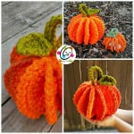 Jumbo Pumpkin and Tawashi ~ Snappy Tots