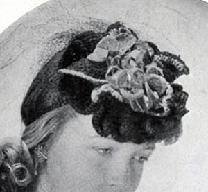 Flower Hat ~ Free Vintage Crochet