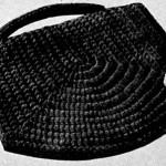 Bag Pattern No. 2333 ~ Free Vintage Crochet