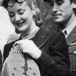 Hat and Bag Pattern ~ Free Vintage Crochet