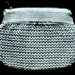 Mesh Pouch #2006 ~ Free Vintage Crochet