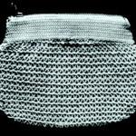 Mesh Pouch #2006 ~ Free Vintage Crochet