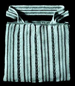The Utility Bag ~ Free Vintage Crochet