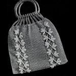 Trailing Arbutus Bag #2055 ~ Free Vintage Crochet