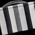 Roman Stripe Bag #2056 ~ Free Vintage Crochet