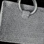 Bracelet Bag #2066 ~ Free Vintage Crochet