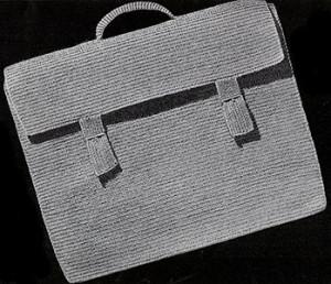 Book Bag #49 ~ Free Vintage Crochet