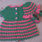 Baby Dress ~ aamragul - Crochet/Crosia Home