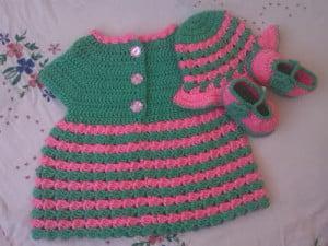 Baby Dress ~ aamragul - Crochet/Crosia Home