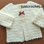 Sweet Coat ~ JustCrochet