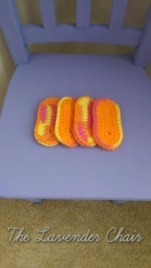 Teething Biscuit ~ Dorianna Rivelli - The Lavender Chair