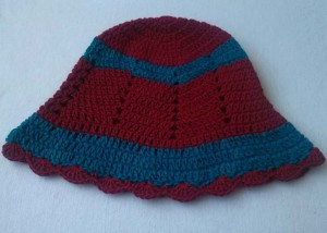 Zig Zag Hat ~ aamragul - Crochet/Crosia Home
