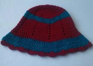 Zig Zag Hat ~ aamragul - Crochet/Crosia Home