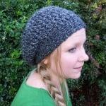 Lovely Lady Slouchy Hat ~ Stitch11