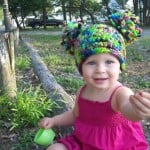 Thick and Thin Toddler Hat ~ Stitch11