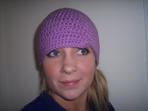 Ladies Newsie Hat ~ Stitch11