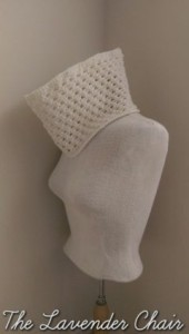 Lazy Daisy Cowl ~ Dorianna Rivelli - The Lavender Chair