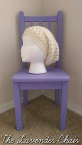 Lazy Daisy Slouchy Beanie ~ Dorianna Rivelli - The Lavender Chair