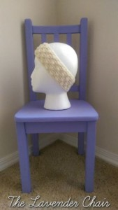 Lazy Daisy Headband ~ Dorianna Rivelli - The Lavender Chair