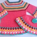 Crochet Girl Sweater ~ aamragul – Crochet/Crosia Home