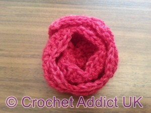 Ruffled Rose ~ Crochet Addict