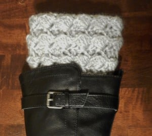 Modified EP Boot Cuffs ~ Buy Hook or By Crook Designs
