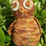 Boo The Owl ~ Crochet Addict