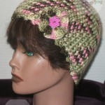 Front Post Double Crochet Hat ~ Home Made Hats by Cheryl