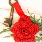 Christmas Flowers ~ DROPS Design