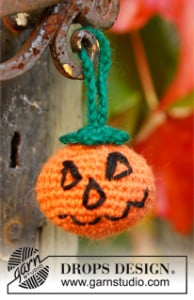 Drops Halloween Pumpkin ~ DROPS Design