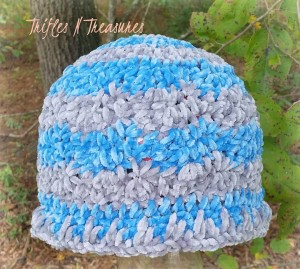 Velvet Waves Chemo Cap for Men ~ Tera Kulling - Trifles N Treasures