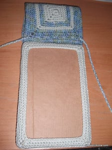 Crochet Nook Case ~ Jessie At Home